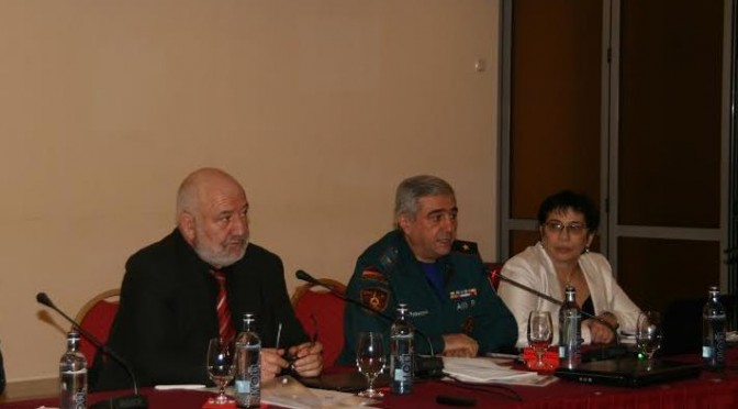 CLIMATE CHANGE RISKS AND ADAPTATION ISSUES IN ARMENIA
