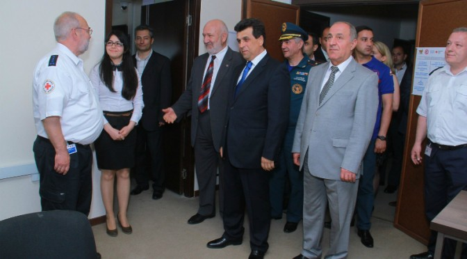 THE OPENNING OF DISPATCHER OPERATORS' NEW TRAINING CENTER