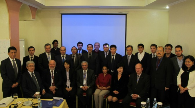 (English) Regional Learning Workshop on Mainstreaming Disaster Risk Reduction into Development  In Central Asia and South Caucasus (PHOTOS)