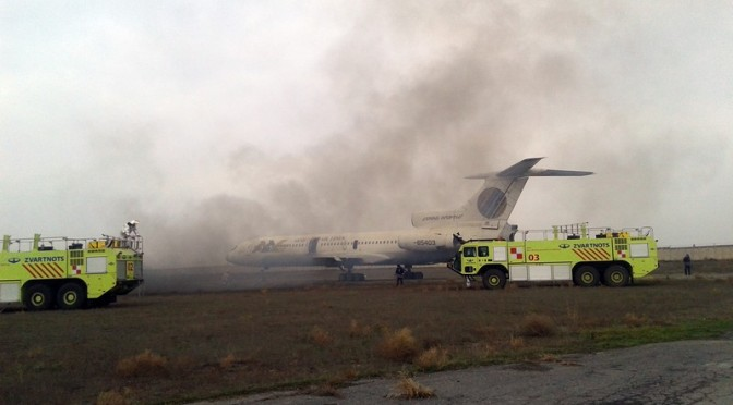Get airports ready for disasters (Photos)