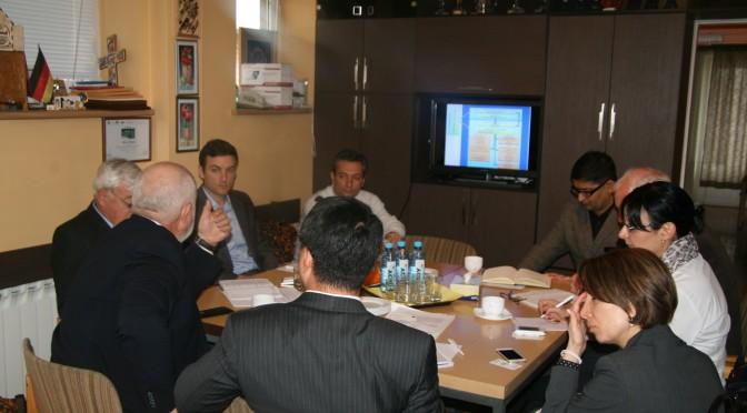 Հանդիպում Ասիական զարգացման բանկի ներկայացուցիչների հետ (ԼՈՒՍԱՆԿԱՐՆԵՐ)