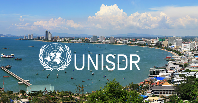 Works implemented by UNISDR in second quarter of 2015