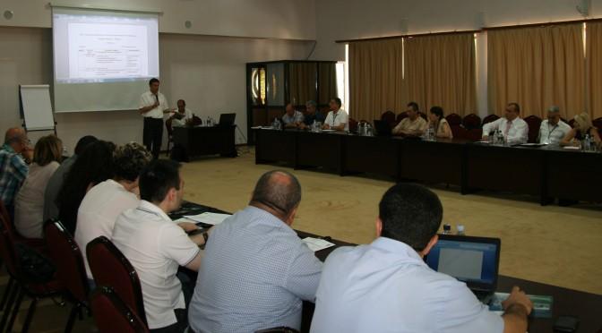Աշխատաժողով «ԱՌՆ ցուցիչների ինտեգրումը Հայաստանի կայուն զարգացման գործընթացներում» թեմայով