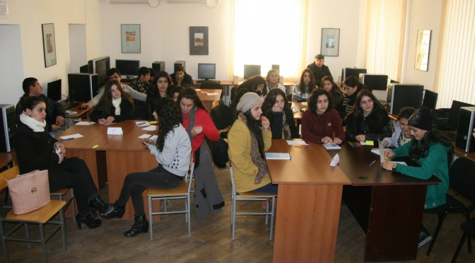 TRAININGS IN MARZES ON THE THEME OF DRR