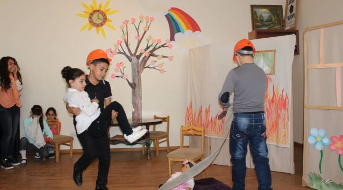 Աղետների ռիսկի նվազեցման միջազգային օրը Տավուշի մարզում