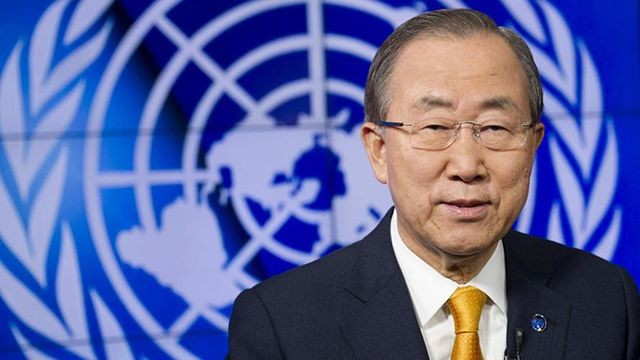 ՄԱԿ-ի գլխավոր քարտուղարի ուղերձն աղետների նվազեցման միջազգային օրվա առթիվ