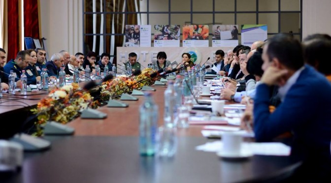 The first resilience forum of Tavush marz was held (Photos)