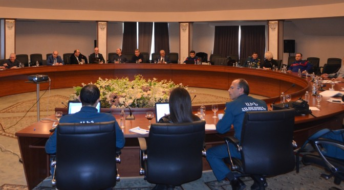 "REPORT ON ""GETTING AIRPORTS READY FOR ACTING IN EMERGENCY"", ""NATIONAL SUPPORT"" STRATEGY IMPLEMENTATION SECOND MEETING"
