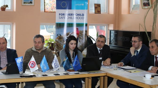 Regular meeting of  DRR strategy Development of Education sector expert group