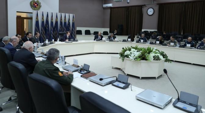 ՀՀ ԱԻ նախարար Դավիթ Տոնոյանն ընտրվեց «ԱՌՆ ազգային պլատֆորմ» հիմնադրամի հոգաբարձուների խորհրդի նախագահ