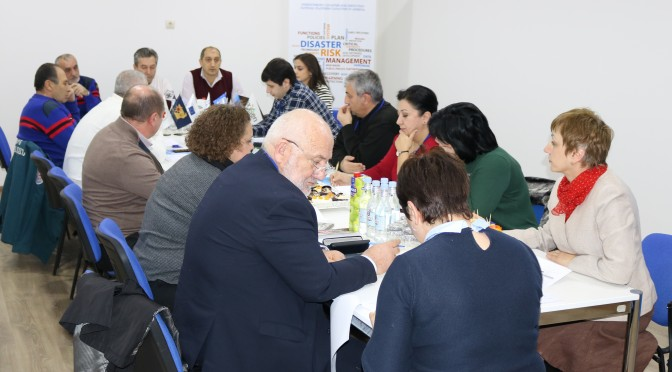 ԱՌՆ ազգային պլատֆորմի շրջանակներում ստեղծվում է առաջին օգնության թեմատիկ խումբ