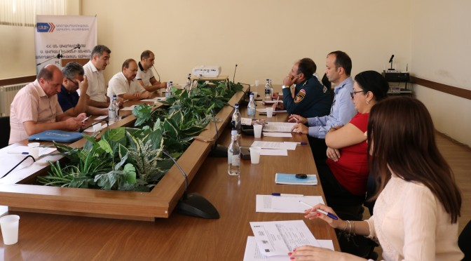 SUBMITTED AND DISCUSSED THE PACKAGE OF ''LEGISLATIVE REFORMS REGULATING FIRST AID FIELD""