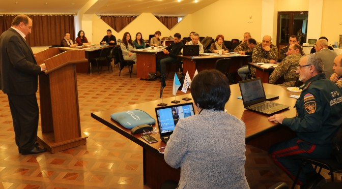 """SEMINAR ON """"RAPID ASSESSMENT OF THE EDUCATION SECTOR IN EMERGENCY SITUATIONS"""""""