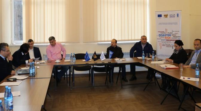 (Armenian) Ներկայացվեց ԵՎ քննարկվեց ԱՕ դասընթացներ իրականացնելու համար թույլտվության տրամադրման կարգի նախագիծը