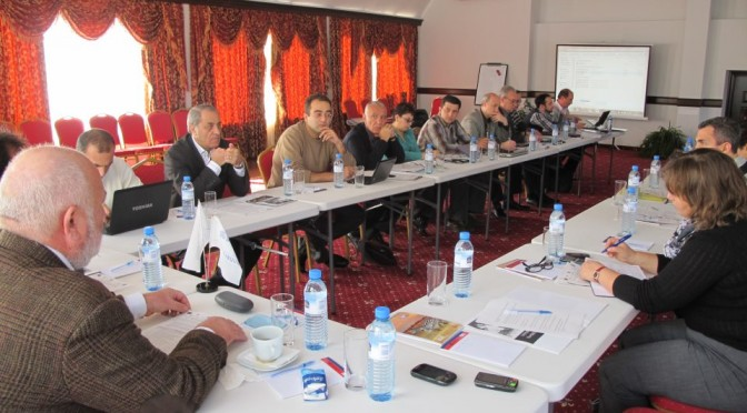 «Կրթական» թեմատիկ խմբի աշխատանքային հանդիպում Դիլիջանում