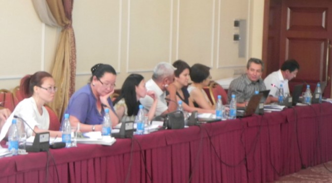 """Workshop """"Coordination of Disaster Risk Reduction in the Republic of Kyrgyzstan"""""""