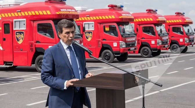 ՀԳԾ-ն օգնում է Հայաստանին նվազեցնել ռիսկը