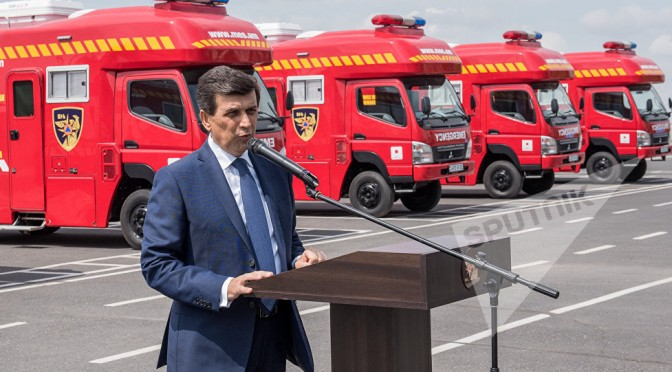 HFA helps Armenia reduce risk