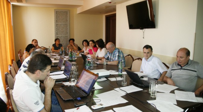A Post – 2015 Framework for Disaster Risk Reduction: National Consultations on Indicators' System – Armenia