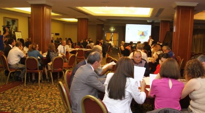 2016-2020 թթ. ՄԱԿ-Հայաստան զարգացման աջակցության ծրագրի (ՄԱԿԶԱԾ) առաջնահերթությունների որոշման գործնական հանդիպում