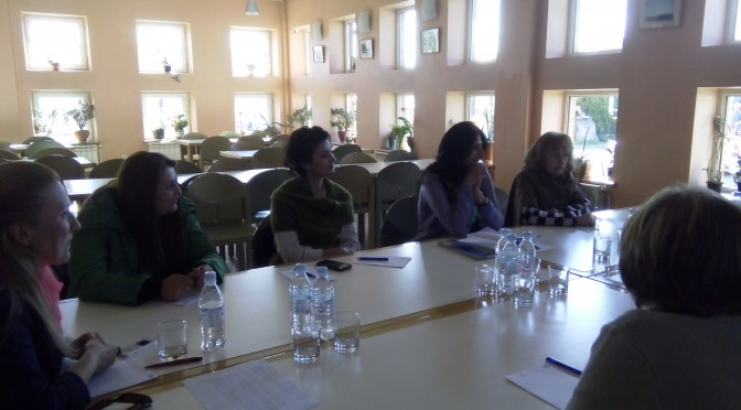 «Հաշմանդամություն ունեցող անձանց հիմնահարցեր» թեմատիկ խմբի աշխատանքային հանդիպում