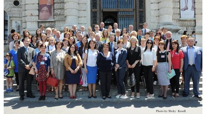Օրհուս կենտրոնների ամենամյա համաժողով Վիեննայում