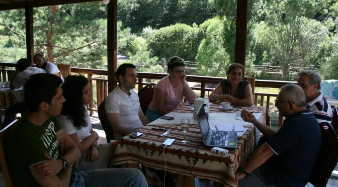 Աշխատաժողով «ԱՌՆ ցուցիչների ինտեգրումը Հայաստանի կայուն զարգացման գործընթացներում» թեմայով (Լուսանկարներ)