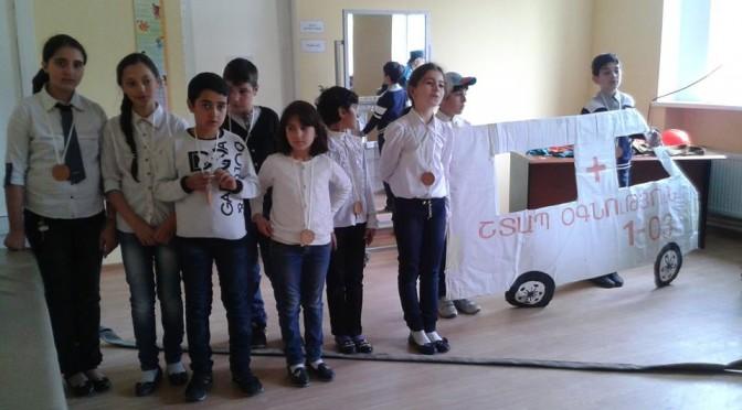 Միջոցառում «Հույսի կամուրջ» ՀԿ-ի Դիլիջանի ցերեկային կենտրոնում