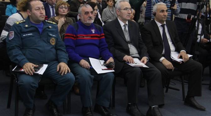 Հայաստանում մեկնարկեց Համաշխարհային Բանկի «Աղետների ռիսկի կառավարման ազգային ծրագիր»-ը
