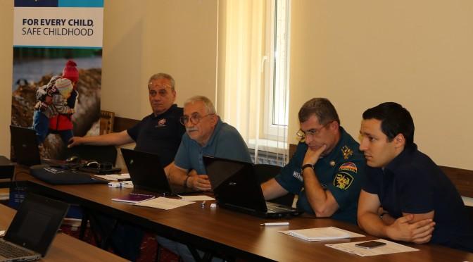 Աշխատանքային հանդիպում ՏՄՌԿ մեթոդաբանության կիրառական ուղեցույցը վերջնական տեսքի բերելու նպատակով (լուսանկարներ)