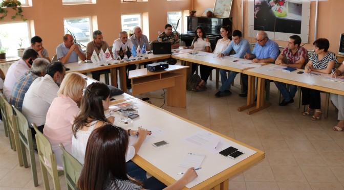 «ԱՌՆ կրթության հիմնահարցերի» թեմատիկ խմբի հերթական հանդիպումը ԱՌՆԱՊ շրջանակներում