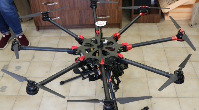 Ստեփանավանի «Երիտասարդական նորարարական ռեսուրս կենտրոն»-ում պատրաստված անօդաչու թռչող սարքը օգտագործվել է որոնողական աշխատանք իրականացնելու նպատակով